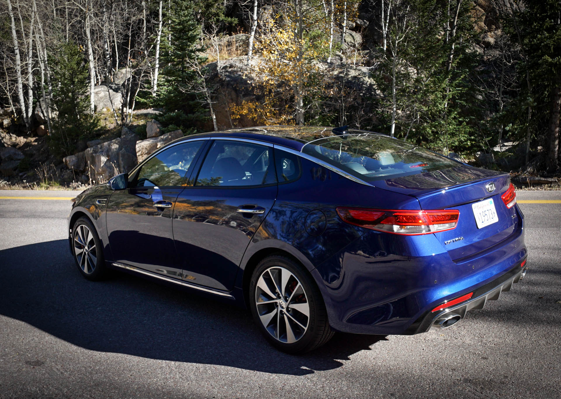 Brilliant First Drive Review 2016 Kia Optima SXL 20T