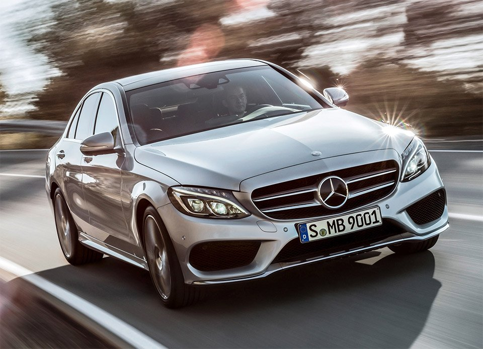 CO2 to Cool the Insides of Hot Mercedes S and E-Class in 2017