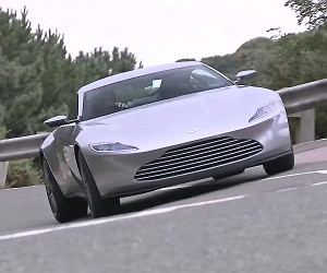 Bond Video-o-Rama: Evo Takes on the DB10