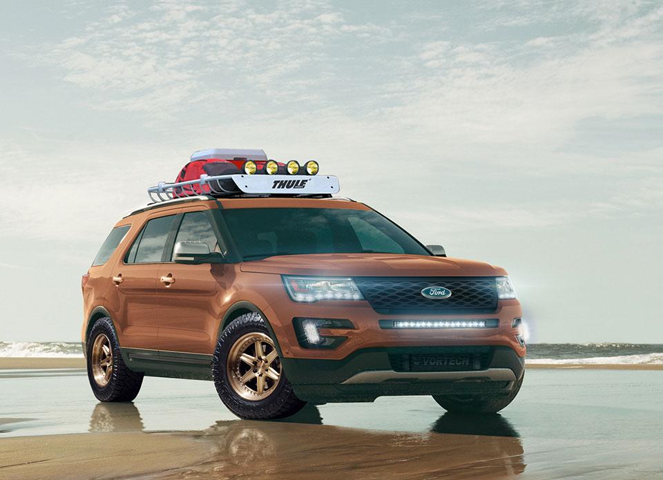 All Star Performance Explorer Sport Is a Bronze Beauty