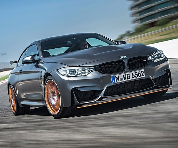 500 hp BMW M4 GTS Coming to the US