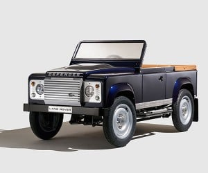 Land Rover Discovery Pedal Car Costs More than a Real 4×4