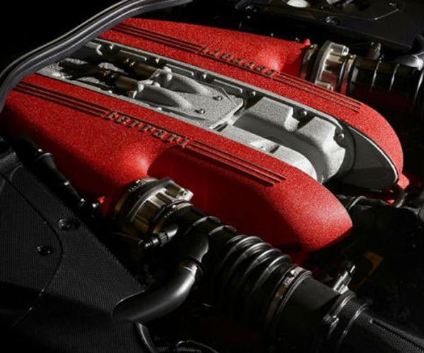 Ferrari Takes Us Inside the F12tdf Engine