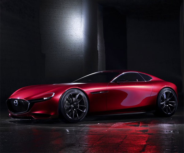 Mazda Reveals RX-VISION Rotary Concept
