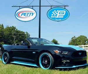 Richard Petty Offers Mustang King with up to 727hp