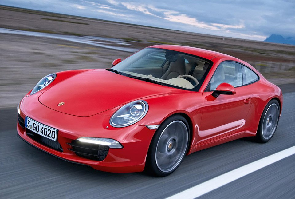 Porsche 911 R to Meld GT3-like Power with Manual Gearbox