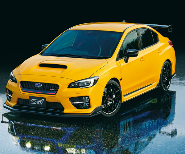 Subaru WRX STI S207 is Limited to 400 Units in Japan Only