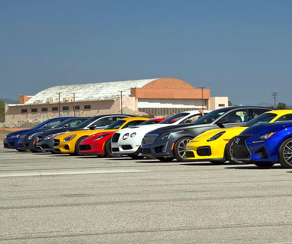 Wolrd's Greatest Drag Race 5: Will the Z06 Reign Supreme?