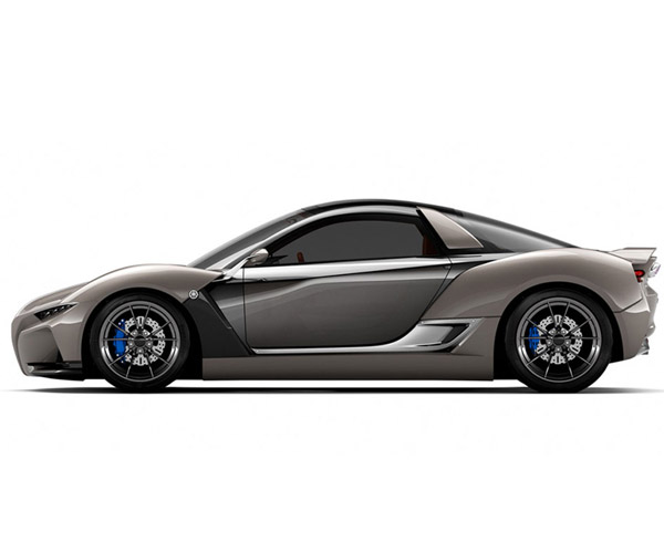 Yamaha Sports Ride Concept Makes a Miata Look Overweight