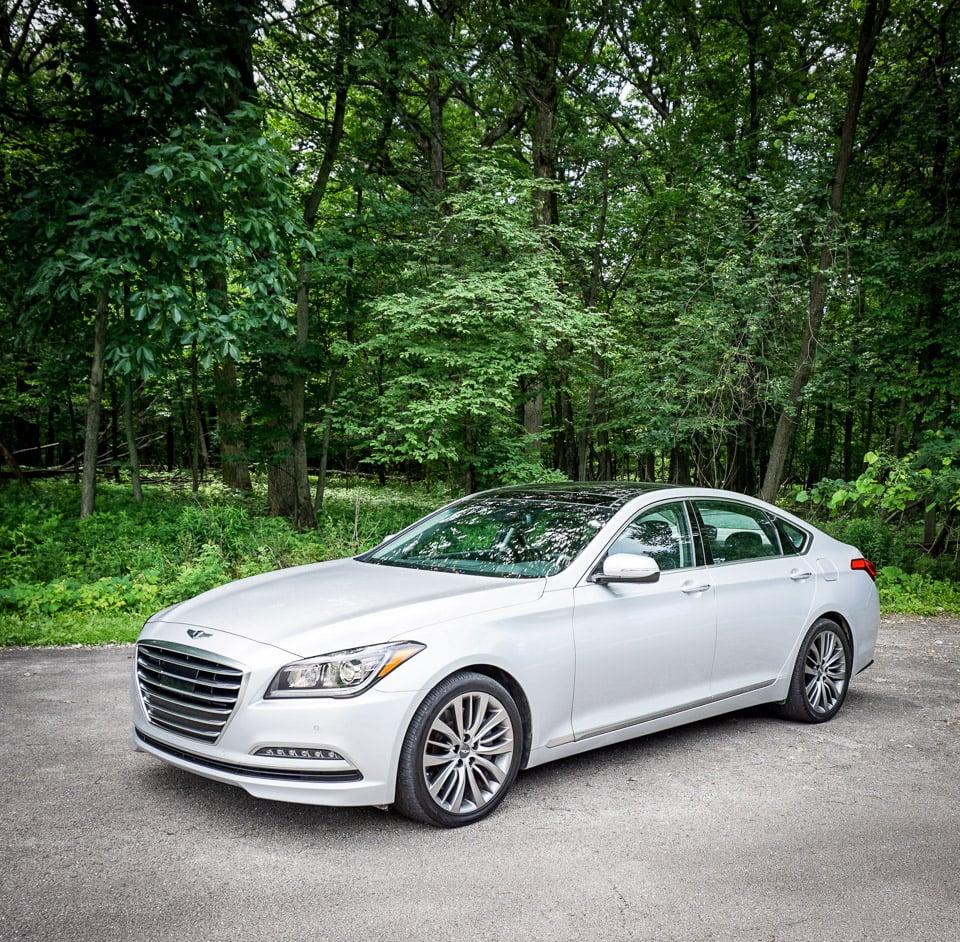 Hyundai To Launch Genesis As Global Luxury Brand