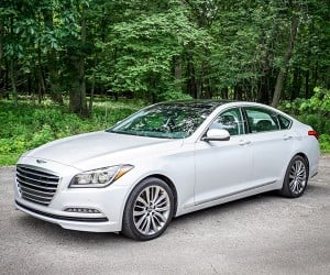 Hyundai to Launch Genesis as Global Luxury Brand