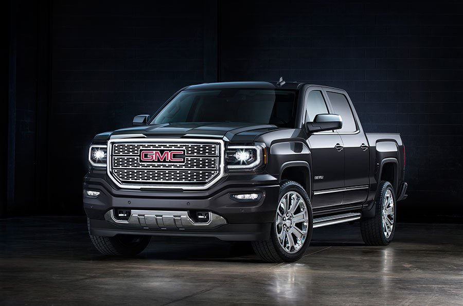 2016 GMC Sierra Denali Ultimate Debuts in LA