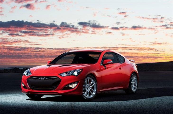 2016 Hyundai Genesis Coupe Pricing Announced