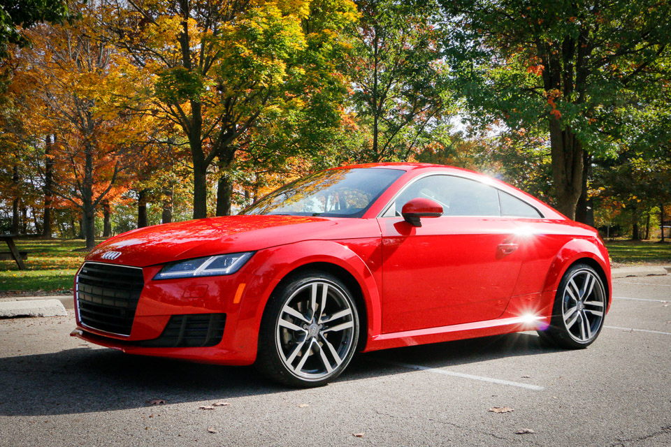 Review: 2016 Audi TT