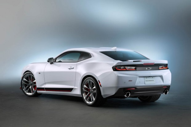 Camaro Chevrolet Performance concept