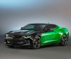 Chevy Shows off Gen Six Camaro Concepts at SEMA