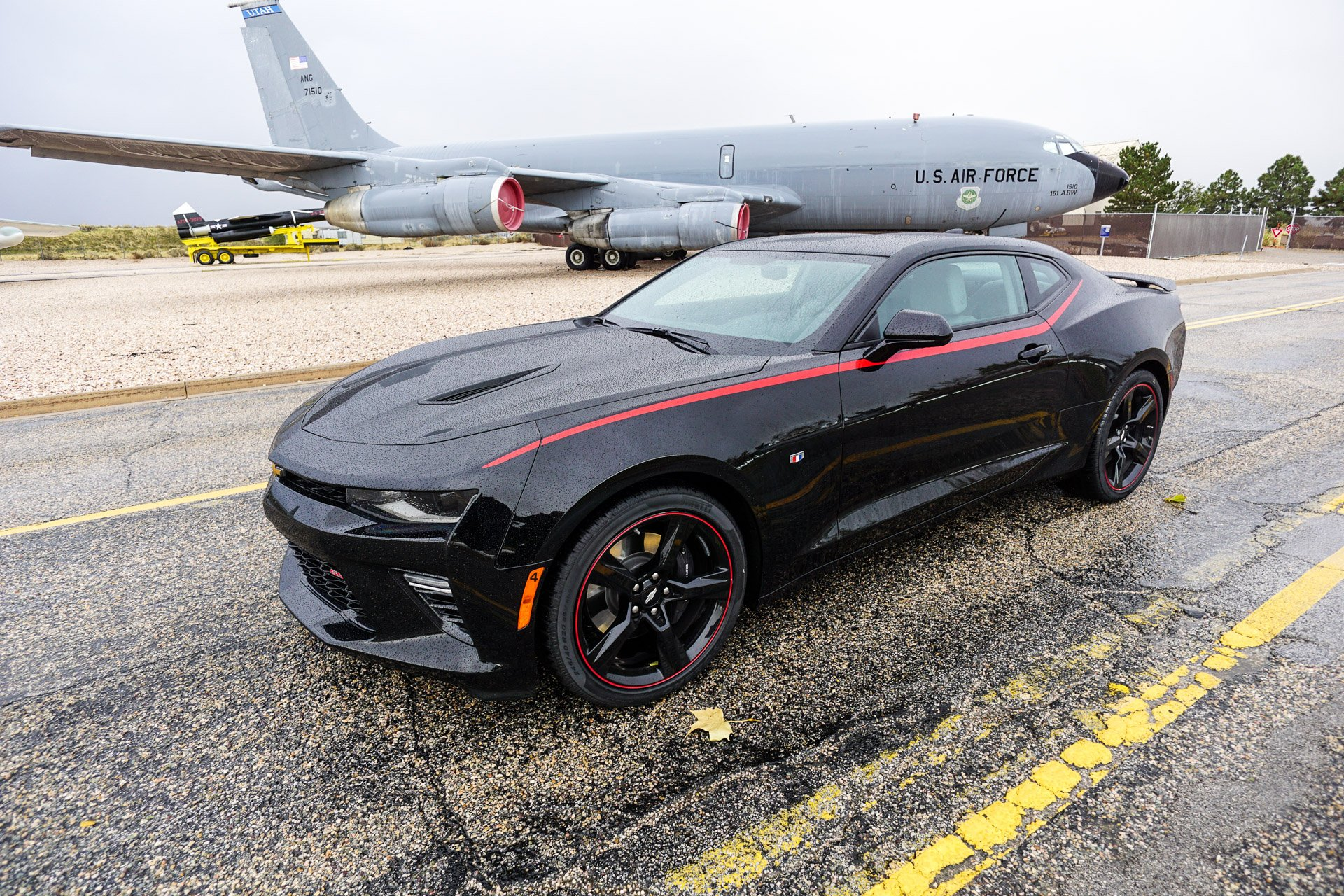 2016 Dodge Trucks >> Road Trippin' in the 2016 Camaro SS - 95 Octane