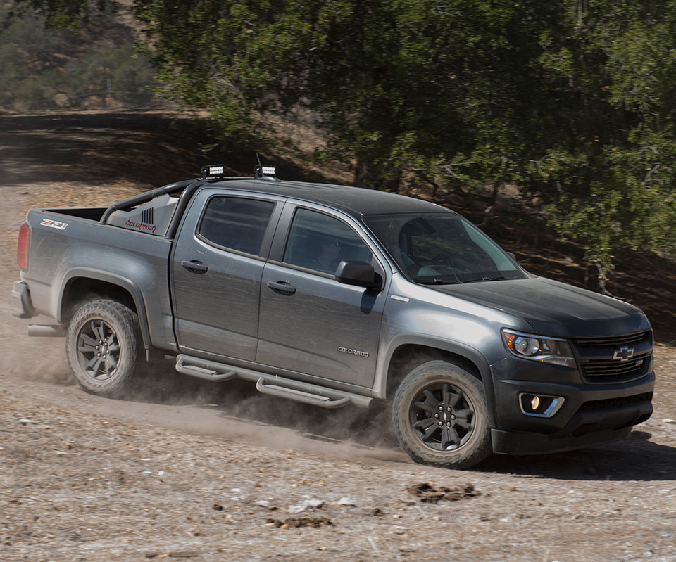 2016 Chevy Colorado Diesel Fuel Economy Impresses