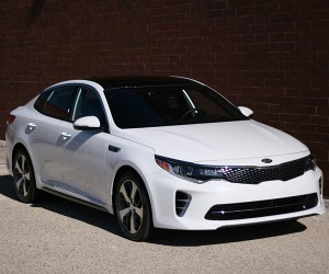 Review: 2016 Kia Optima SX Turbo