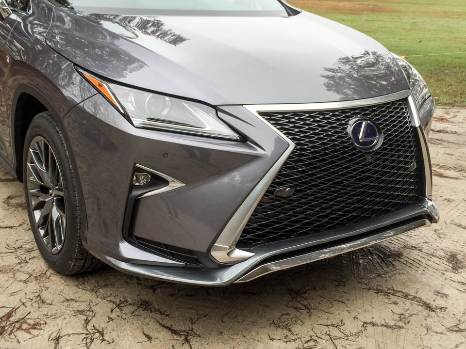 First Drive Review: 2016 Lexus RX450h