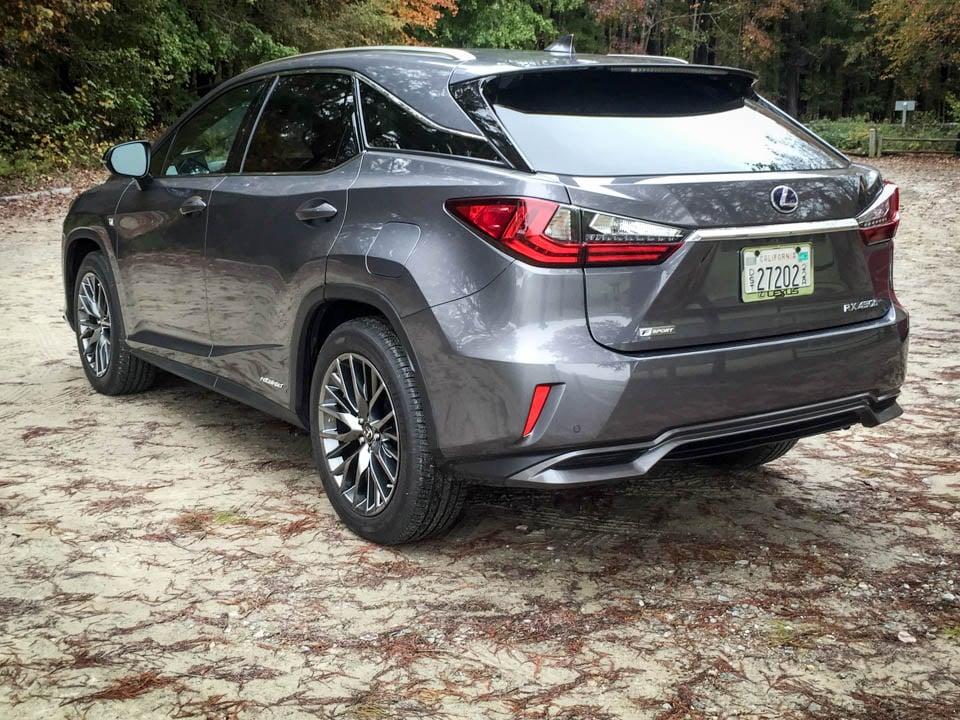 First Drive Review: 2016 Lexus RX450h - 95 Octane