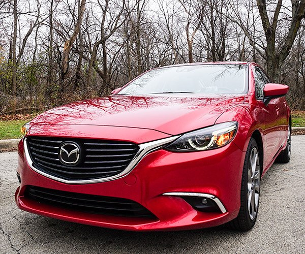 Review: 2016 Mazda6 Grand Touring