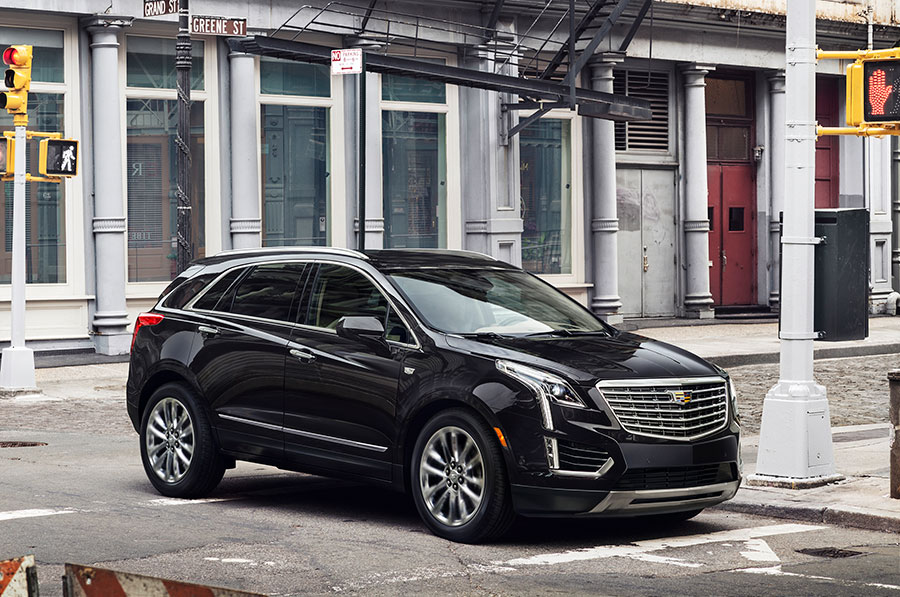 "2017 Cadillac XT5: A ""Lightweight"" and Powerful Crossover"