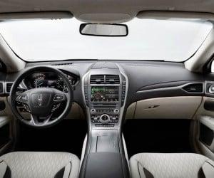 New 2017 Lincoln MKZ