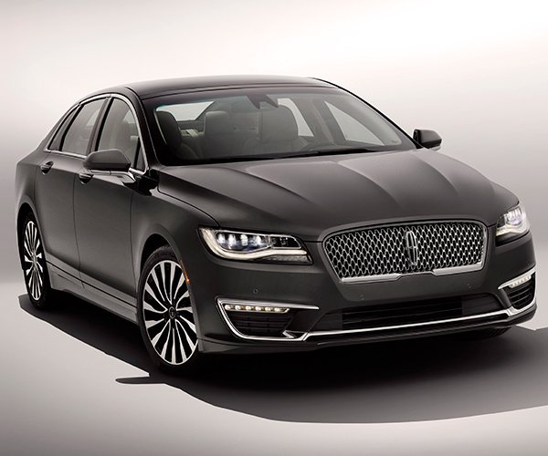 2017 Lincoln MKZ Gets Big Facelift, 100 Extra Horsepower
