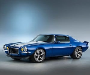 1970 Camaro Gets Stingray Z06 Engine