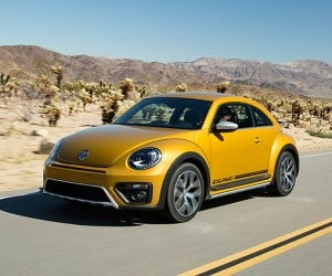2016 Beetle Dune is a Modern Day Baja Bug