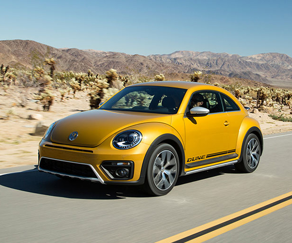 2016 Beetle Dune is a Modern Day Baja Bug