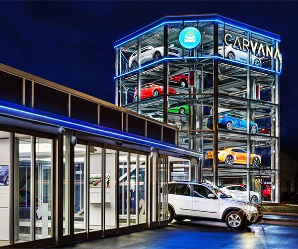 Carvana Coin-Operated Car Vending Machine Opens in Nashville