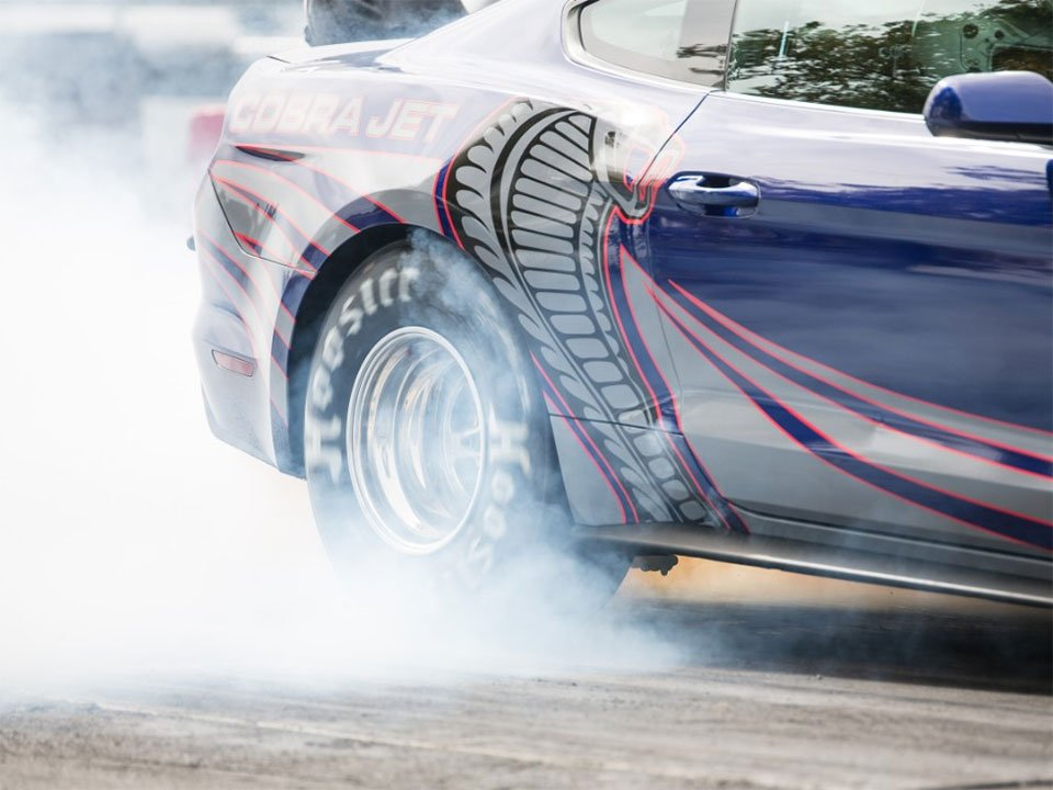 2016 Ford Cobra Jet Mustang Drag Racer Breaks Cover
