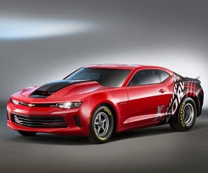 Sixth Gen COPO Camaro Ready to Tear up Drag Strips