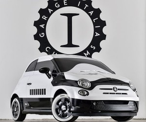 Fiat 500e Stormtrooper Edition Misses All Exits