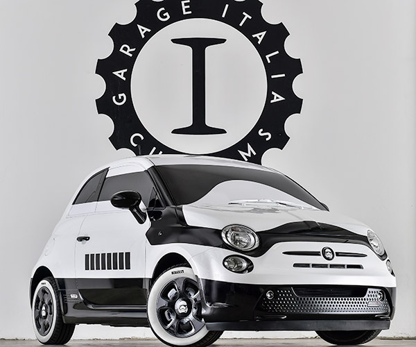 Fiat 500e Stormtrooper Edition Misses All Exits