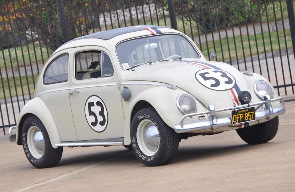 """""""Herbie Goes to Monte Carlo"""" Stunt Bug Brings Big Bucks"""