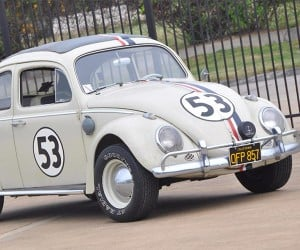 """Herbie Goes to Monte Carlo"" Stunt Bug Brings Big Bucks"