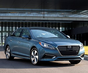 2016 Hyundai Sonata Plug-in Hybrid Announced