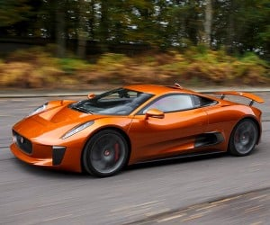 Mr. Hinx's Jaguar C-X75 is a Legitimate Hypercar