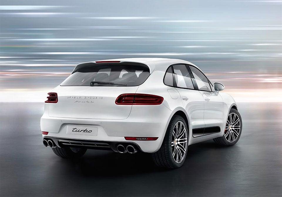 2016 Porsche Macan Gets New Features, Options