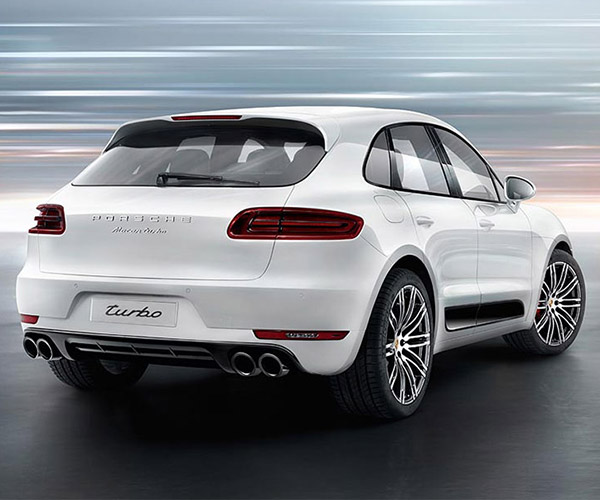 porsche macan turbo with performance package packs 440hp. Black Bedroom Furniture Sets. Home Design Ideas