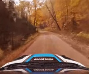 Subaru 360 Rally Video Lets You Peer Through the Roof