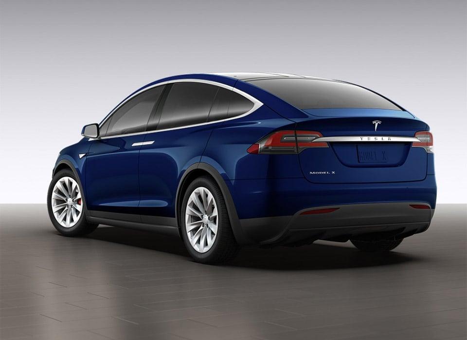 Tesla Model X Configurator: Electric SUV Starts at $80,000