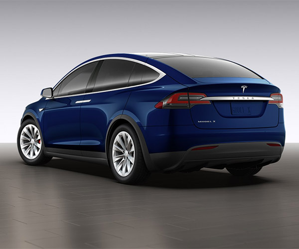 Tesla Model X Configurator: Electric SUV Starts at $80,000