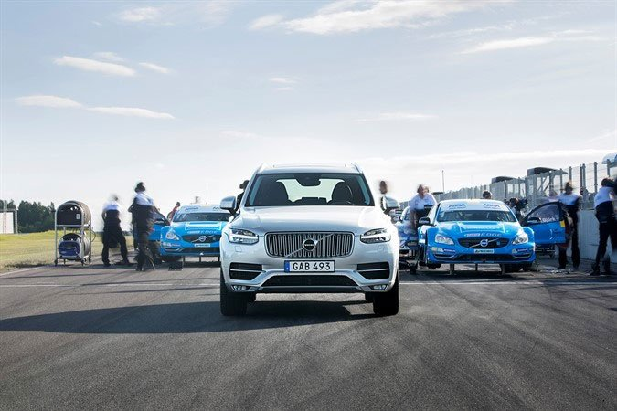 Polestar to Tweak Volvo XC90 for More Performance