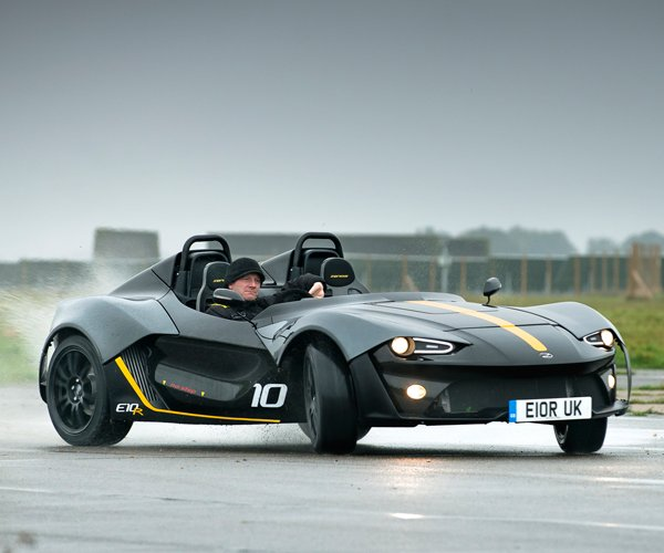 Zenos E10 R Track Day Beast Has the Heart of a Focus RS