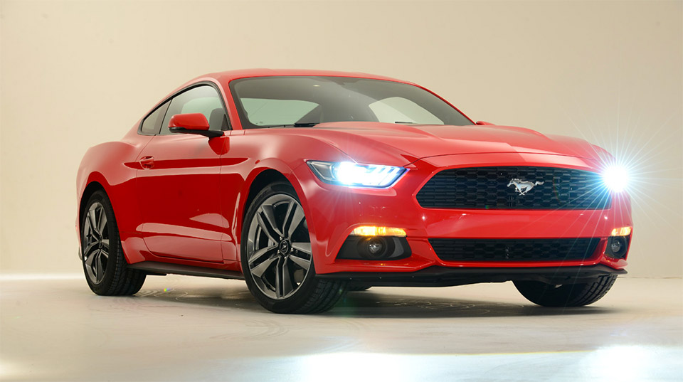 2016 Ford Mustang Sells out in Australia