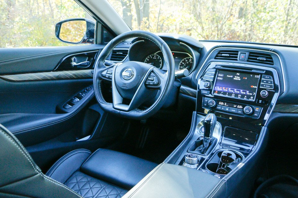 The Robust Interior Included Heated And Cooled Diamond Stitched Leather  Seats (u201cPremium Ascotu201d), With 8 Way Driver And 4 Way Front ...